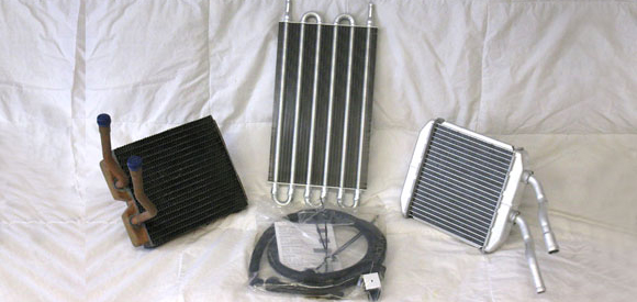Various cooling products